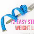 How many calories do I need to burn to lose weight? - 11 easy steps to weight loss