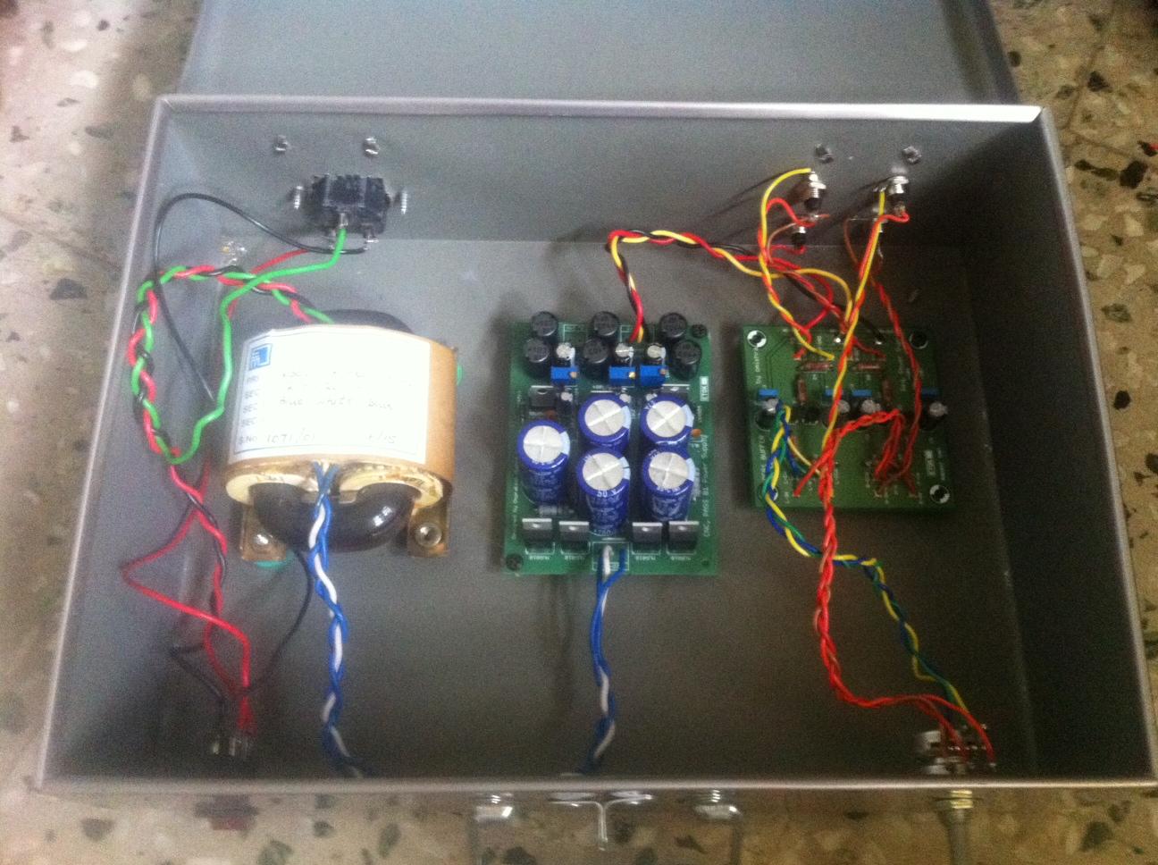 मुशाफिरी : My Second DIY Project