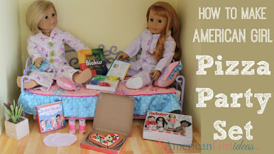 American Doll free printables