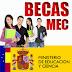 CONVOCATORIA BECAS MEC CURSO 2021-2022