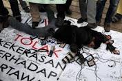 Kawanan Geng Motor Tikam Jurnalis TransTV Di Makassar