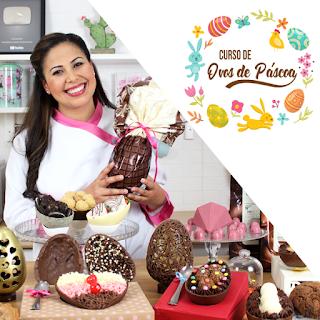 Professora ensina segredos de como lucra na páscoa com ovos de chocolates e todos os modelos!