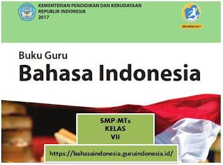Buku Guru Bahasa Indonesia Kelas 7 Kurikulum 2013 Revisi ...