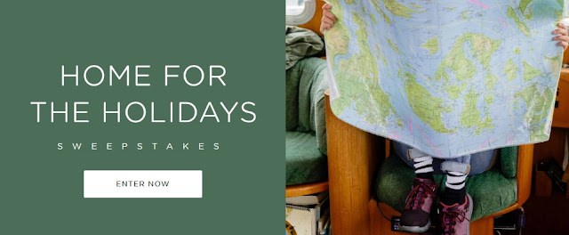 Teva Home For The Holidays Sweepstakes