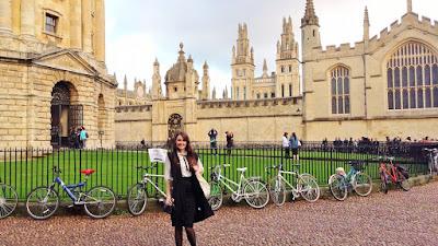 Beasiswa S2 di Oxford Bagi Muslim, Mau? bangsaku.web.id