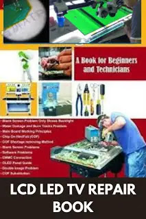 lcd tv repair book free download