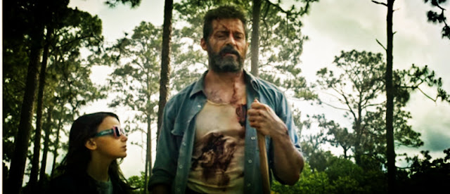Logan (2017) Movie Sinopsis - Hugh Jackman, Patrick Stewart