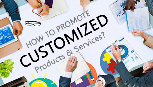 How to Promote Customized Products and Services: eAskme