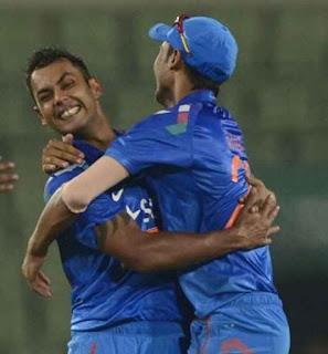 Stuart Binny 6-4 - Bangladesh vs India 2nd ODI 2014 Highlights