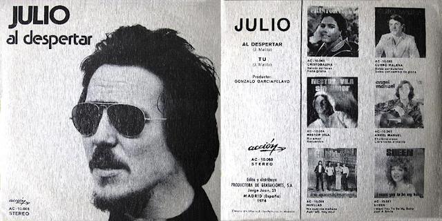 JULIO MATITO SINGLE
