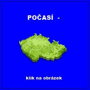 POČASÍ -