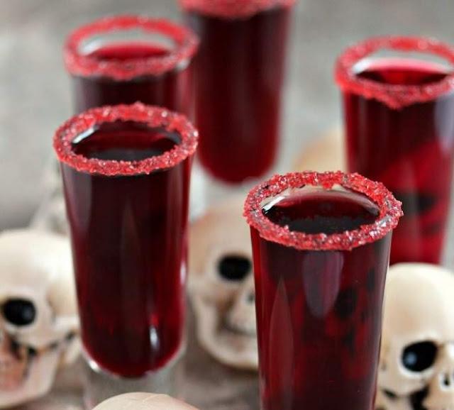 Walker Blood Sangria #drinks #alcohol