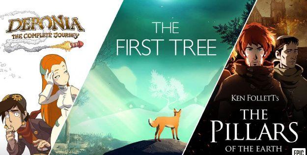 [Προσφορά Epic Games]: Τρία διαφορετικά παιχνίδια δωρεάν για υπολογιστή!