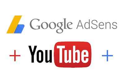 Panduan Daftarkan YouTube Ke Google Adsense