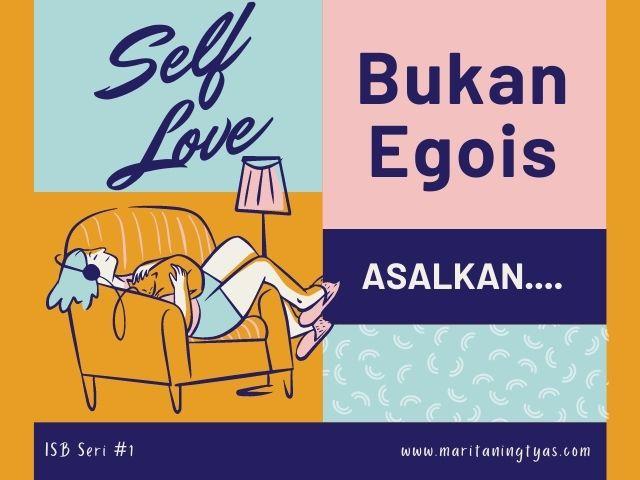pengertian self love