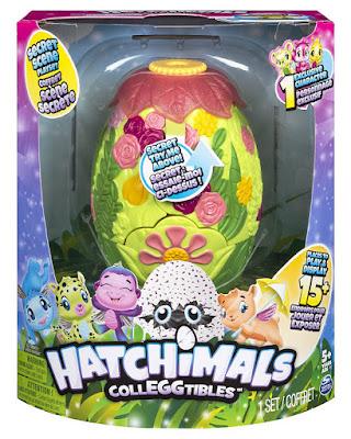 Toys : juguetes - HATCHIMAL Jardín Secreto  Producto Oficial 2018   Bizak 61929126   A partir de 5 años  COMPRAR ESTE JUGUETE EN AMAZON