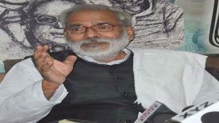 पूर्व केंद्रीय मंत्री रघुवंश प्रसाद सिंह का निधन, दिल्ली एम्स में ली आखिरी सांस