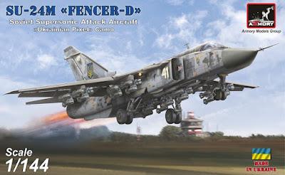 Sukhoj Su-24M picture 1
