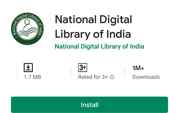 National Digital Library Of India Best App For Students