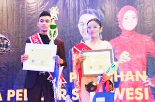 Siswa SMAN 5 Tana Toraja Juara 3 Duta Pelajar Sulsel