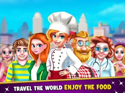 Cooking Story Crazy Kitchen Chef Restaurant Games Apk Free on Android Game Download