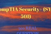 CompTIA Security+ SY0-501 Certification Practice Test