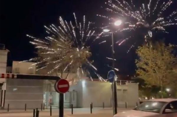 Trappes : Le commissariat de police de nouveau visé par des tirs de mortiers d'artifice