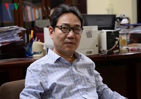 TS Đinh Văn Minh- Viện trưởng Viện Chiến lược và Khoa học thanh tra