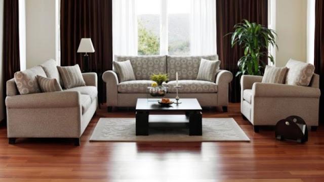Inilah jenis-jenis lantai berkualitas baik untuk ruang tamu anda
