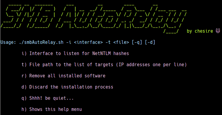 SMB AutoRelay : Automation Of SMB/NTLM Relay Technique For Pentesting & Red Teaming Exercises