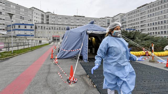 Cierre de escuelas o mantener una distancia mínima de un metro entre personas: Italia adopta nuevas medidas contra el coronavirus