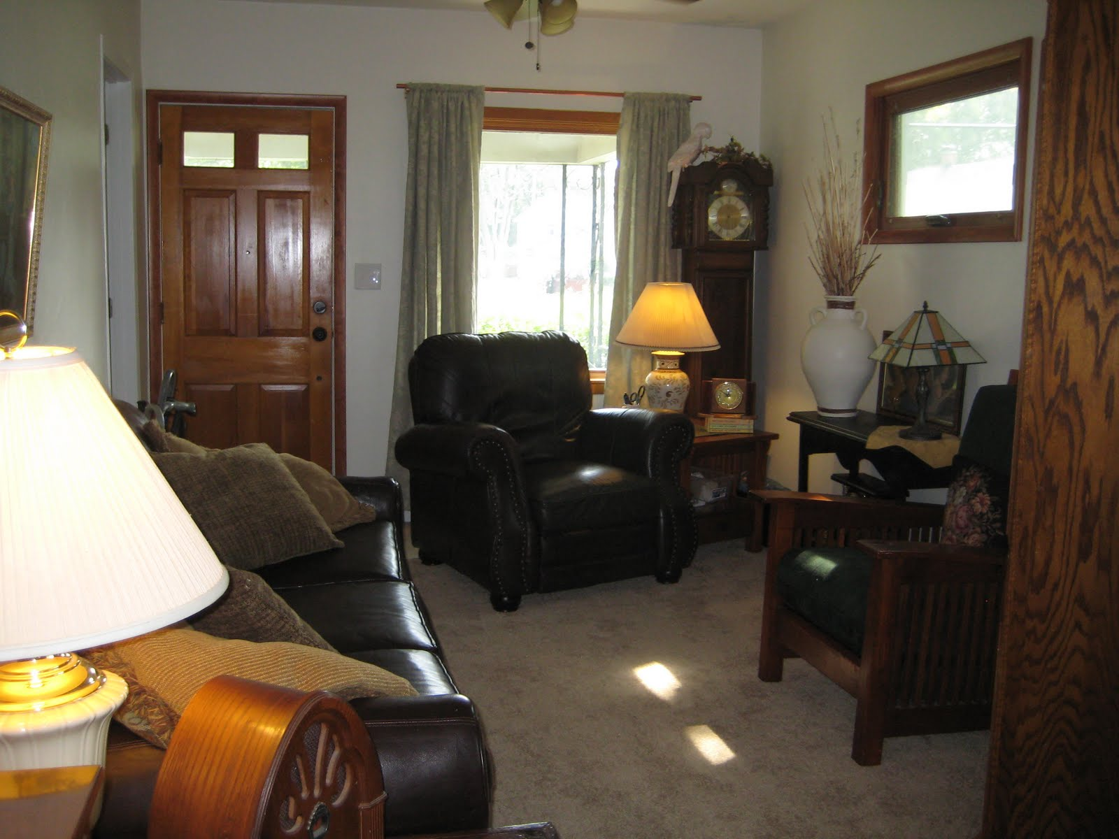 As I See It Now: Living/Dining Room Photos