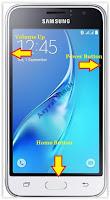 Hard Reset Samsung Galaxy J1 2016