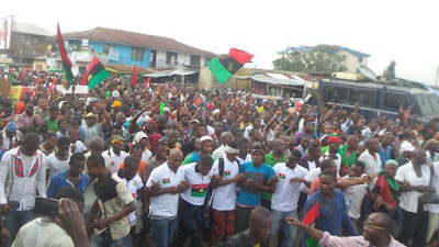 Igbo spurn IPOB, Kanu