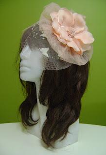 pudra vualet nikah şapkası