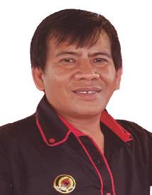 Mangatas Silaen adalah Ketua PDIP Toba Samosir  Profil Mangatas Silaen - Ketua PDIP Toba Samosir