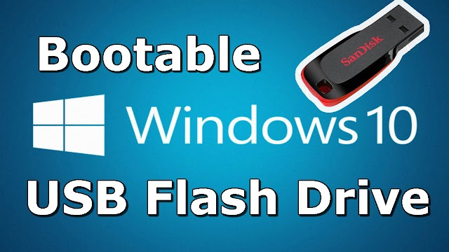 How to Make Bootable USB Windows 10