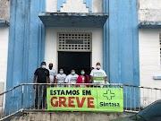 Trabalhadores da Saúde de Maruim deflagram greve
