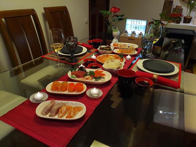 Blog Apaixonados por Viagens - Delivery Japonês no Rio de Janeiro - Restaurante Naga