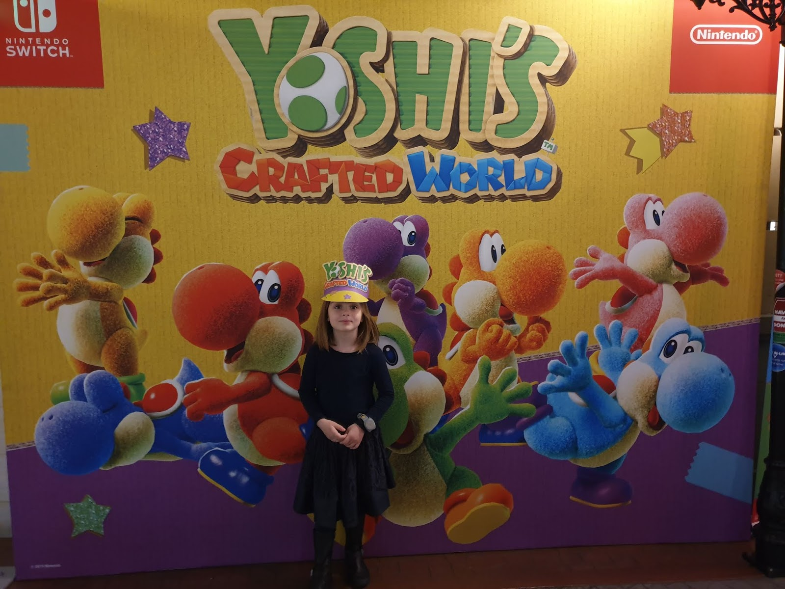 kidzania yoshis world