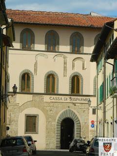 Immagine della facciata di Palazzo Alberti