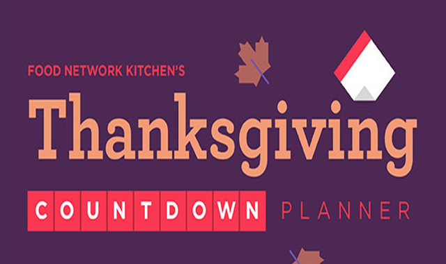 Guide To Thanksgiving Countdown Planner