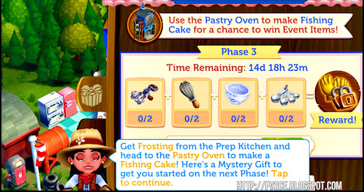 FarmVille 2: Country Escape Confectionery Event - Phase 3