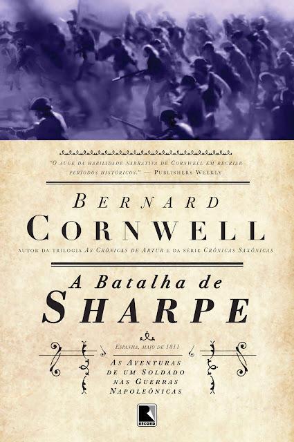 A batalha de Sharpe Bernard Cornwell