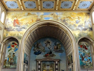 Painéis de Marciano Schmitz, Catedral São Luiz Gonzaga [Novo Hamburgo]