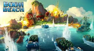 Boom Beach game buatan supercell