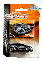 Majorette, Racing Cars, Ford Fiesta