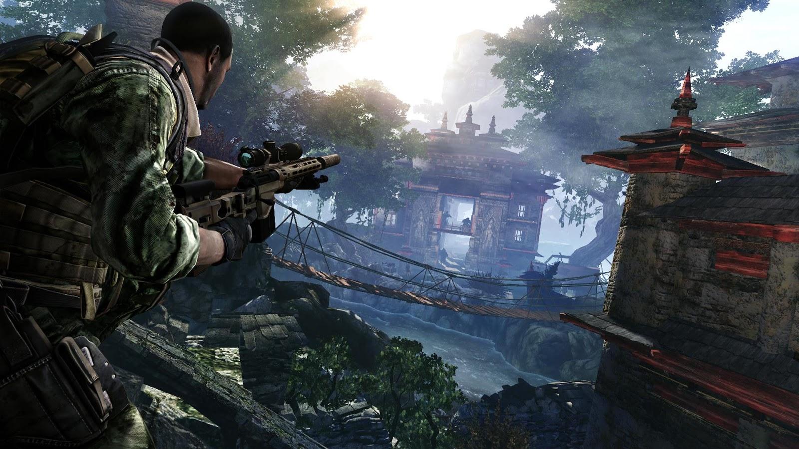 Download Game Sniper Ghost Warrior 2 Siberian Strike ...