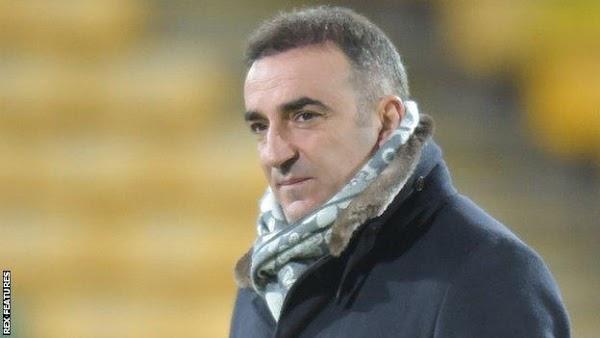 Oficial: El Swansea City ficha al técnico Carvalhal