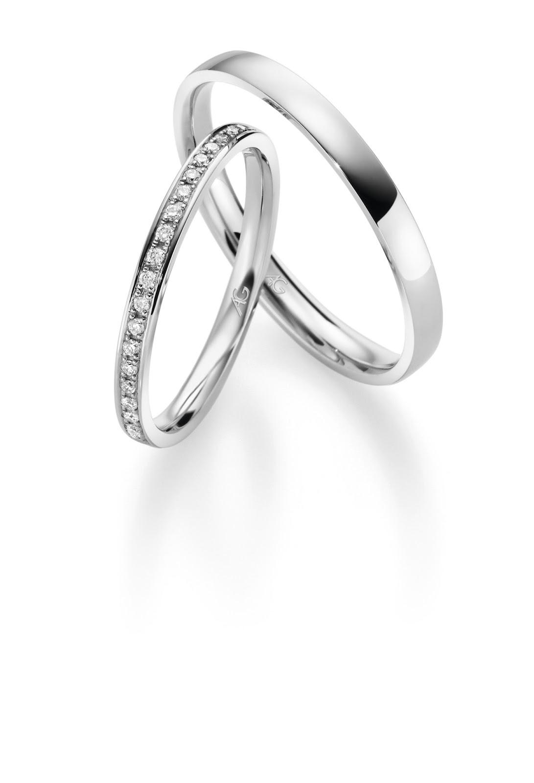 Schmale Ringe Zum Kombinieren